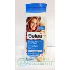 Шампунь для сухих и поврежденных волос Balea Pfirsich & Cocos 300мл
