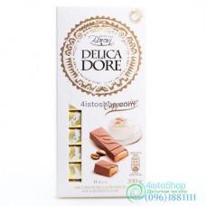 Шоколад молочный Delicadore Капучино 200г
