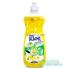 Средство для мытья посуды Klee Лимон и ромашка 1л