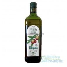 Оливковое масло Blanqueta Olio Extra Virgin 1 л