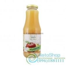 Сок яблочный Дари Поділля неосветленный пастеризованный 1л