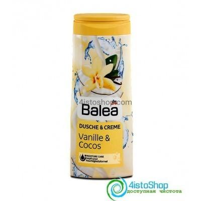 Гель для душа Balea ваниль кокос 300 мл