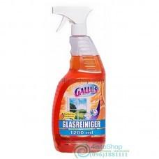 Средство для мытья стекол и зеркал Gallus Апельсин 1,2л