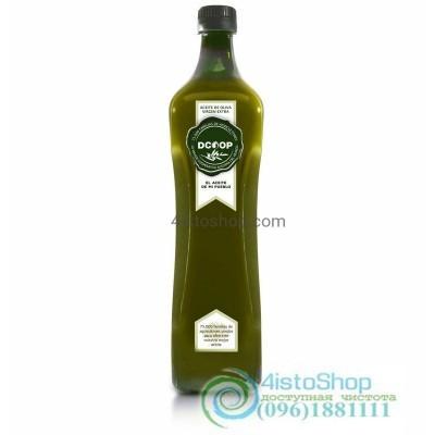 Масло оливковое Dcoop Extra Virgin El aceite de mi pueblo первого отжима 1 л