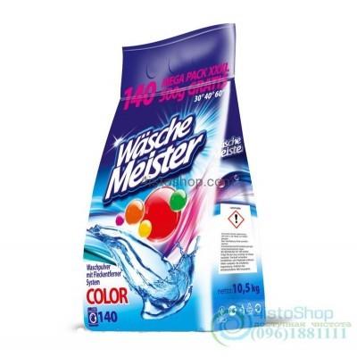 Wasche Meister Стиральный порошок color 10,5 кг