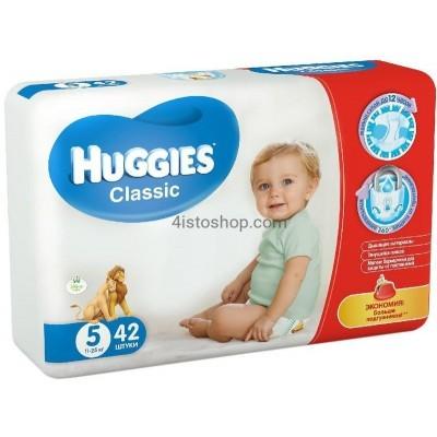 Huggies Classic 5 42 шт