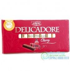 Шоколад Delicadore Вишня 200г