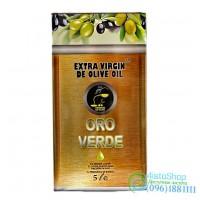 Оливковое масло Oro Verde первого отжима 5л