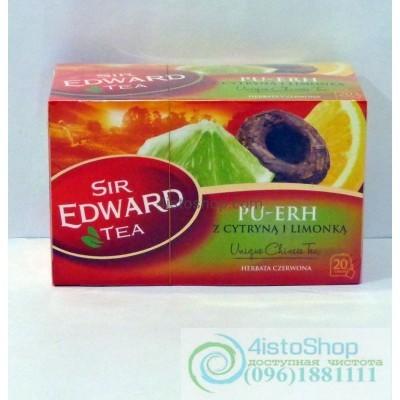 Чай Sir Edward Pu-Erh 20 пакетиков