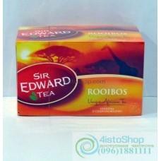 Чай красный Sir Edward Rooibos 20 пак.