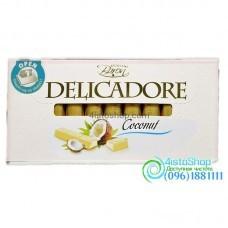 Шоколад Delicadore Кокос 200г