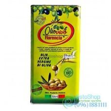 Оливковое масло Florencia Extra Virgin 5л