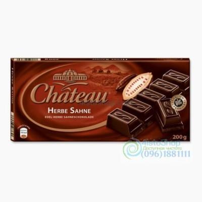 Chateau Herbe Sahne шоколад с какао кремом 200 г