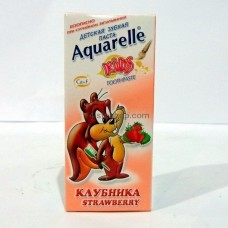Зубная паста Aquarelle Kids Клубника 50 мл