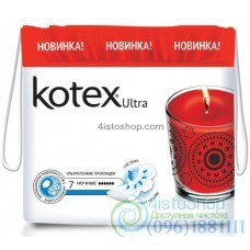Kotex прокладки гигиенические Ultra Night 7 шт