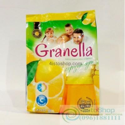 Чай гранулированный Granella Лимон 400г