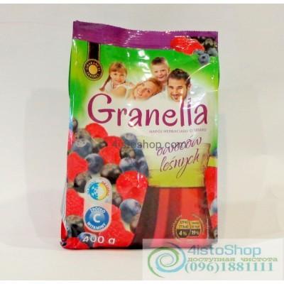 Чай гранулированный Granella Лесные ягоды 400г