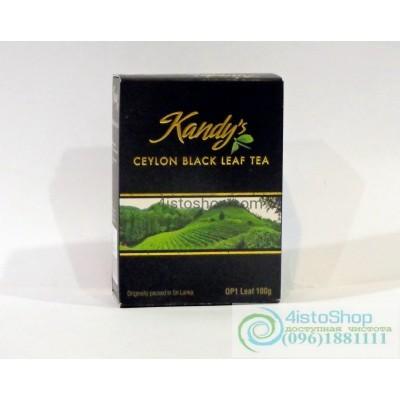 Чай черный Kandy's Ceylon 100г
