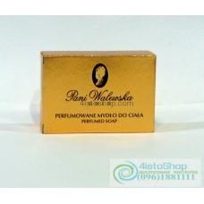 Крем мыло парфюмированное Pani Walewska Gold 100 гр