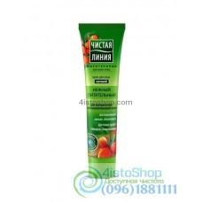 Крем питательный ночной для нормальной и комбинированной кожи Чистая линия 40 мл
