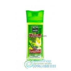 Шампунь для всех типов волос Сила 5 трав Чистая линия 400 мл