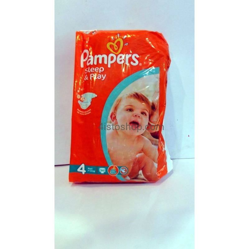Купить подгузники Pampers Sleep Play 4 (7-14 кг) 50 шт 3c2263a22b5