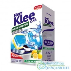 Таблетки для посудомоечных машин Klee 102шт