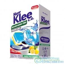 Таблетки для посудомоечных машин Klee 70шт