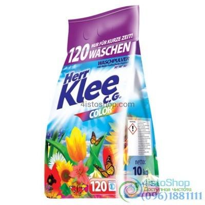 Klee Color Стиральный порошок 10кг
