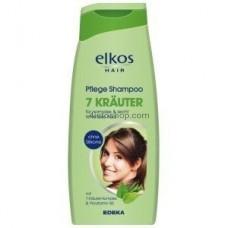 Шампунь Elkos 7 Трав плюс Витамины 500 мл