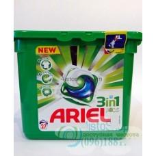 Ariel гель-капсулы горная весна 30 капсул