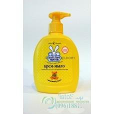 Жидкое крем-мыло Ушастый нянь с экстрактом алоэ 300 мл