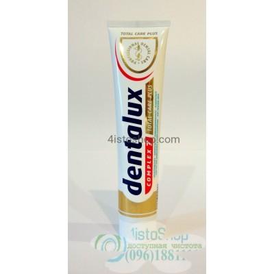 Зубная паста Dentalux Complex7 125мл