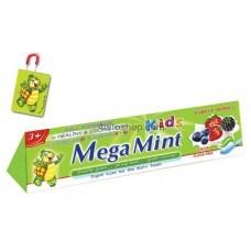 Детская зубная паста Mega Mint лесные ягоды 50мл