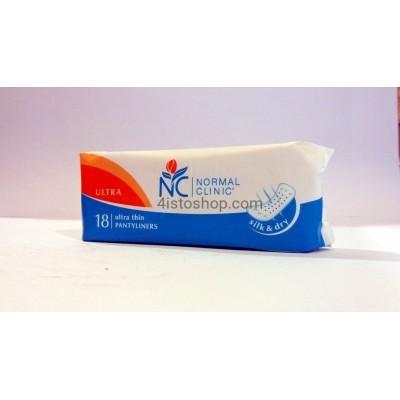 Прокладки гигиенические Normal Clinique ежедневные Ultra 18шт.