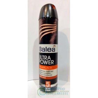 Лак для волос Balea Ultra Power 300мл