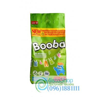 Стиральный порошок Универсал Booba 2,8 кг