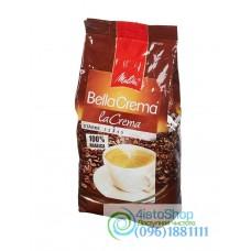 Кофе зерновой Melitta Bella Crema La Crema 1кг