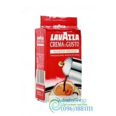 Кофе молотый Lavazza Ricco брикет 250 г