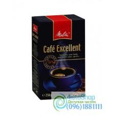 Кофе молотый Melitta Excellent брикет 250 г