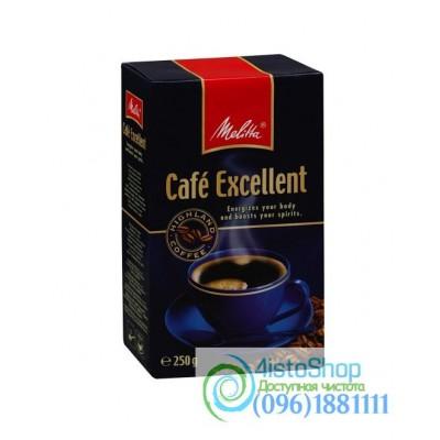 Melitta Excellent Кофе молотый брикет 250г