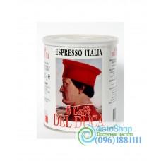 Кофе молотый Del Duca Espresso Italia 250 г