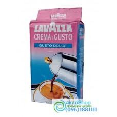 Кофе молотый Lavazza Crema e Gusto Dolce брикет 250г