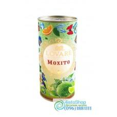 Чай зеленый Мохито Lovare ж/б 80г