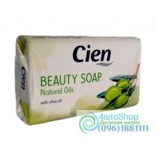Мыло питательное Cien Оливковое масло 150г