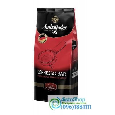Ambassador Espresso Bar Кофе зерновой  1кг