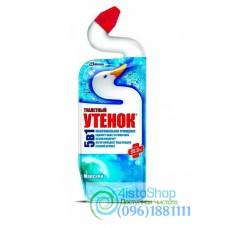 Средство чистящее для унитазов Морской 5в1 Туалетный утенок 500 мл