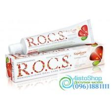Зубная паста Карибское лето R.O.C.S. грейпфрут мята 74г