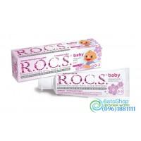 Зубная паста для детей от 0 до 3 лет R.O.C.S. Аромат липы 45г