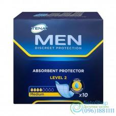 Прокладки урологические мужские Tena for Men Level 2 10 шт